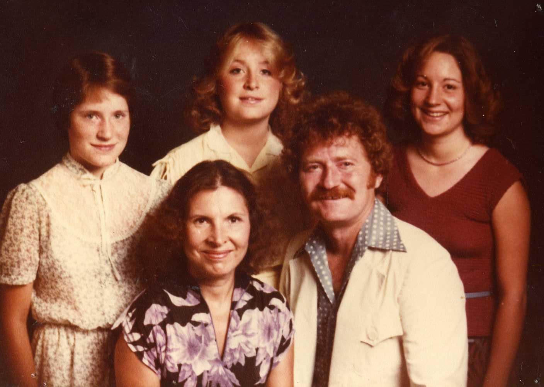 Kris, Kerry, Kelly, Peg, Dan