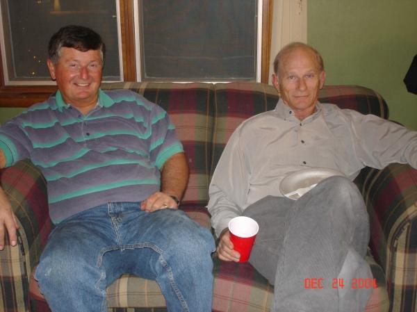 Tom and Steve 2004