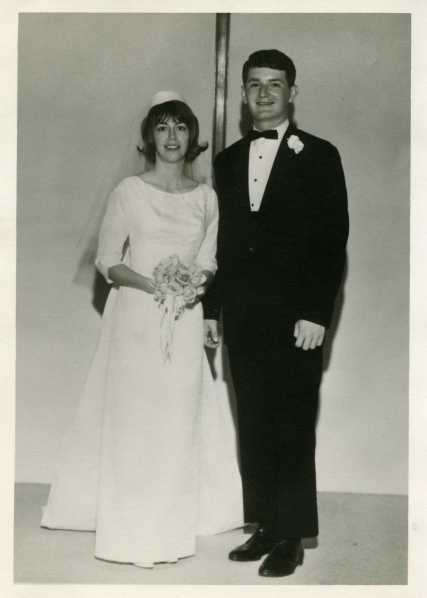 Tom & Fred Marry 1965